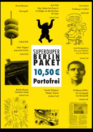 Das Superduper-BERLIN-Paket (Paket 8)