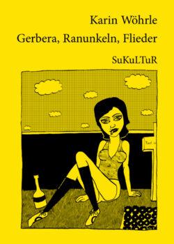 Karin Wöhrle: Gerbera, Ranunkeln, Flieder (SL 48)