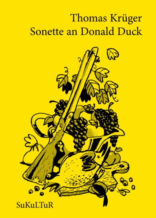 Thomas Krüger: Sonette an Donald Duck(SL 111)
