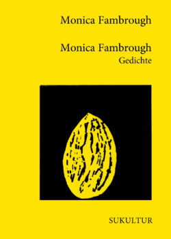 SL 176: Monica Fambrough: Monica Fambrough. Gedichte